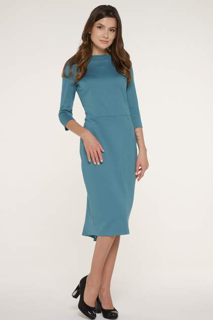 Женское платье VAY 192-3565, зеленый