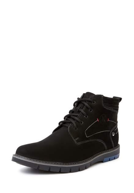 Мужские ботинки Alessio Nesca 26107740, черный