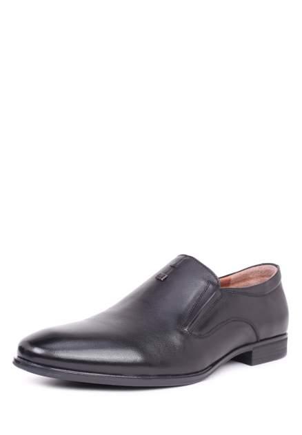 Туфли мужские Pierre Cardin 03406250 черные 44 RU