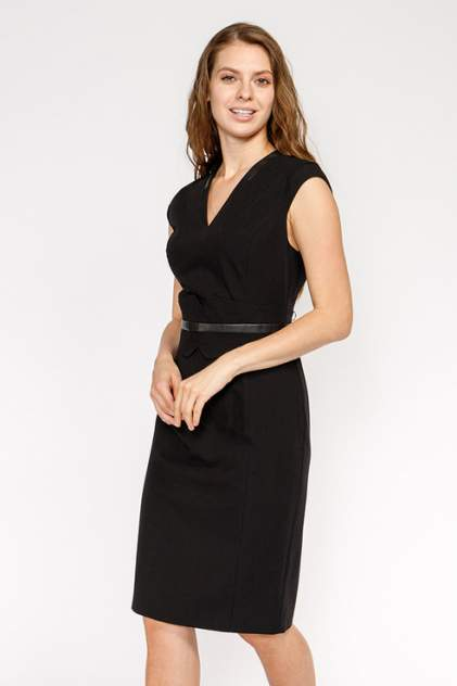 Платье женское Modis M192W00131 черное L