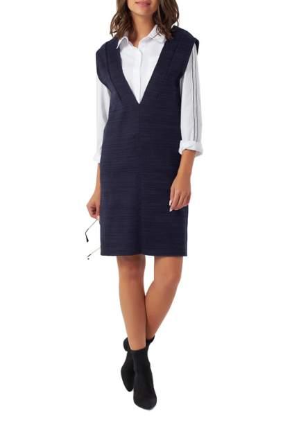 Платье женское Fly 9268-08 синее 40 RU