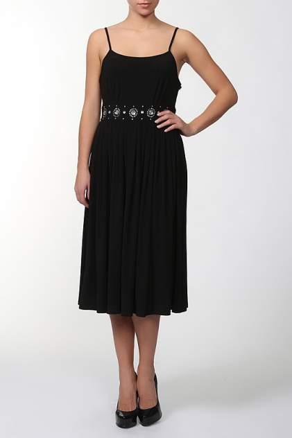 Платье женское WHIMSY 68155-6093 черное 40 EU