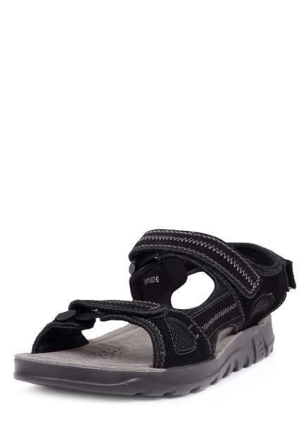Мужские сандалии Alessio Nesca 710018104, черный