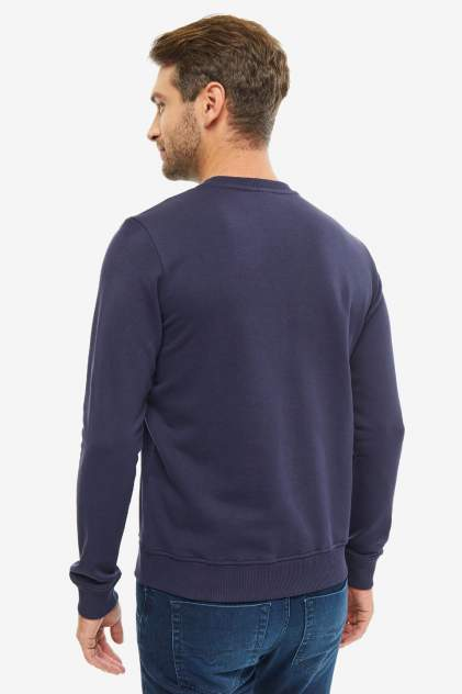 Свитшот мужской Lacoste SH202323LT синий 6 FR