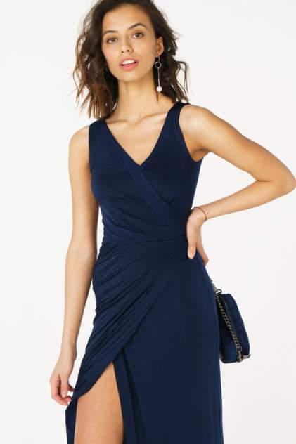 Вечернее платье женское LA VIDA RICA 5892 синее 42 RU