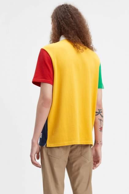 Поло мужское Levi's 6995200000 разноцветное L