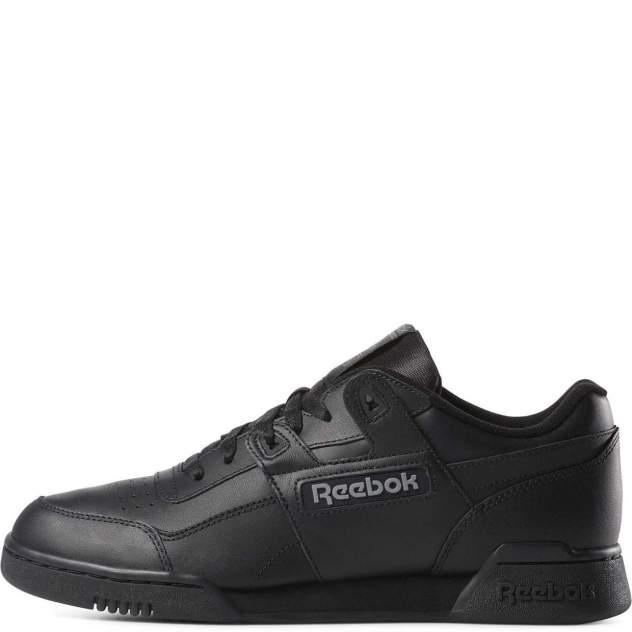Кроссовки мужские Reebok Workout Plus, черный