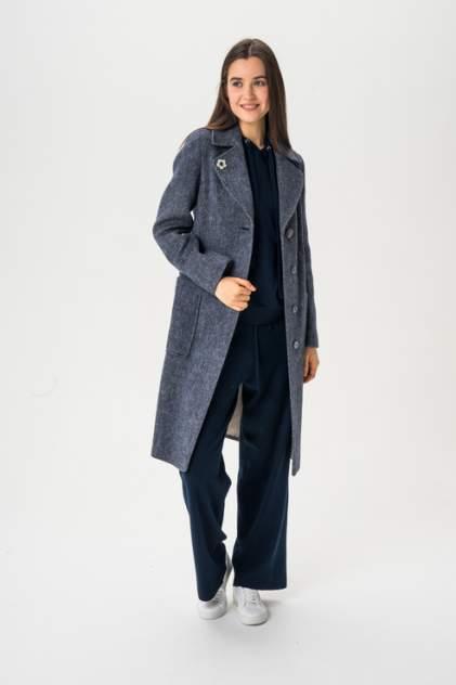Женское пальто ElectraStyle 3-6040-317, синий