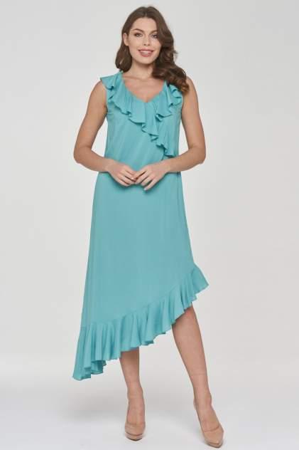 Женское платье VAY 191-3481, голубой