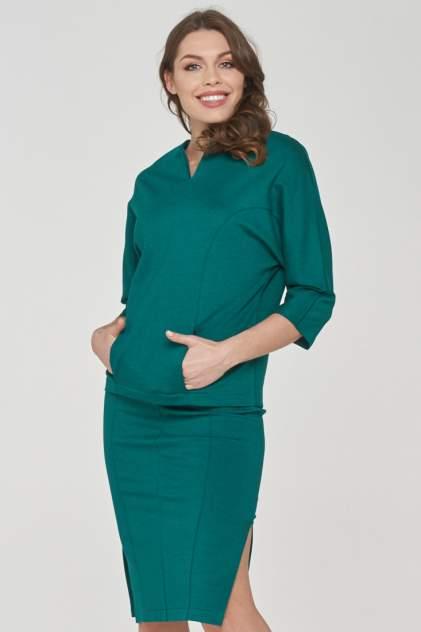 Женский костюм VAY 182-3445, зеленый