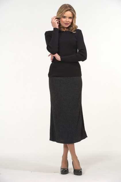 Женская юбка VAY 5015, серый