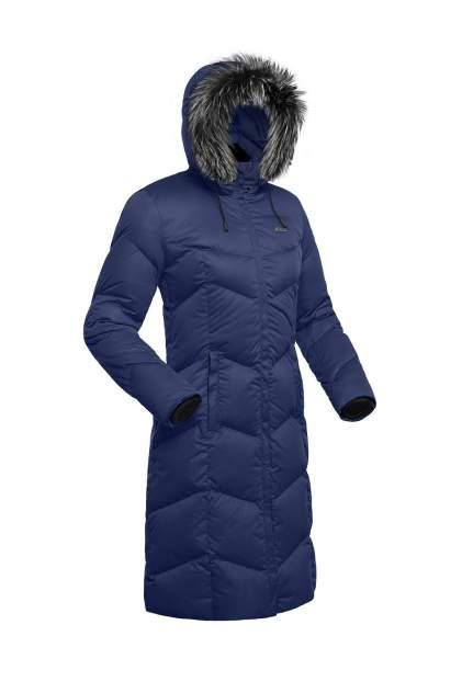 Пуховое пальто  SNOWFLAKE 5454-9309-L СИНИЙ ТМН L