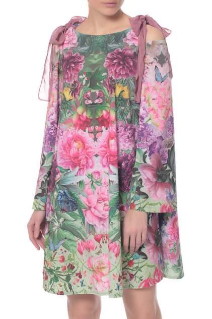 Платье женское Adzhedo 41528 зеленое XL
