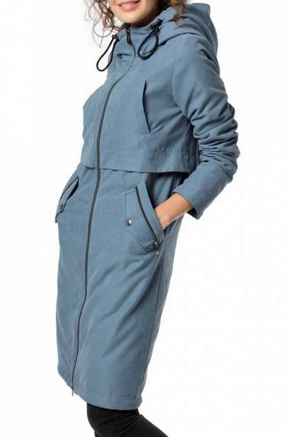 Тренч женский DizzyWay 20106 серый 60 RU