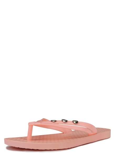 Шлепанцы женские T.Taccardi 710017469 розовые 36 RU