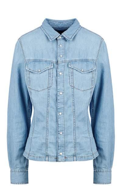 Блуза женская DIESEL синяя 46