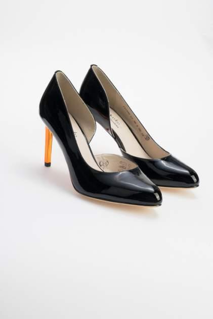 Туфли женские Marko 141348 черные 36 RU