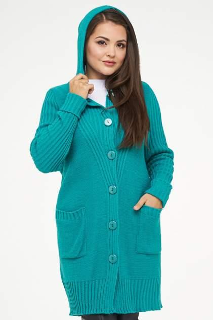 Жакет женский VAY 182-1561 зеленый 48 RU