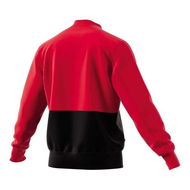 Толстовка Adidas Condivo 18 Presentation Full Zip, power red / black / white, XL