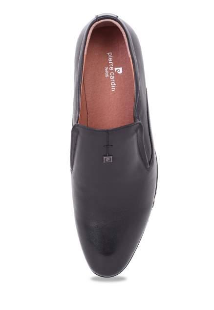 Туфли мужские Pierre Cardin 03406250 черные 45 RU