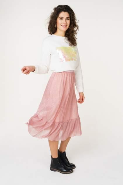 Юбка женская Fashion.Love.Story. 18PS6025 розовая 42 RU
