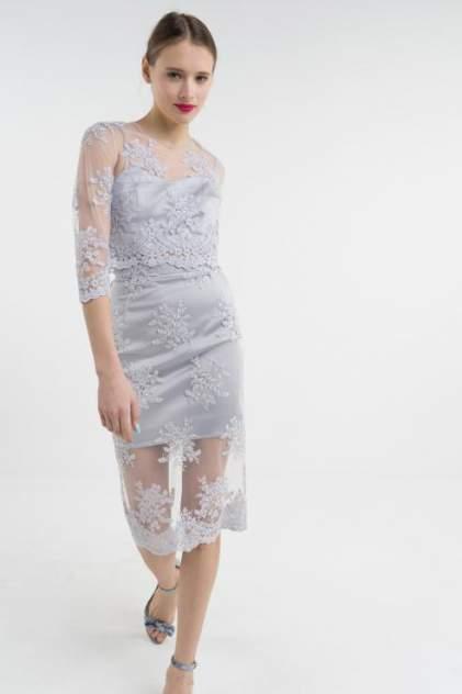 Топ женский T-Skirt SS17-04-0403-FS серый 42 RU