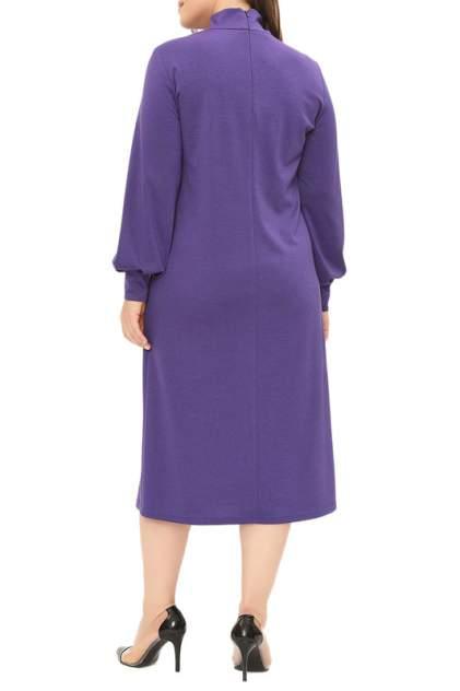 Платье женское SVESTA R804VI фиолетовое 48 RU