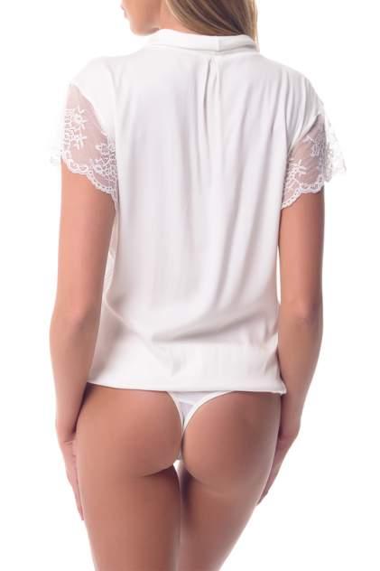 Блуза женская GENEVIE L5540 белая L