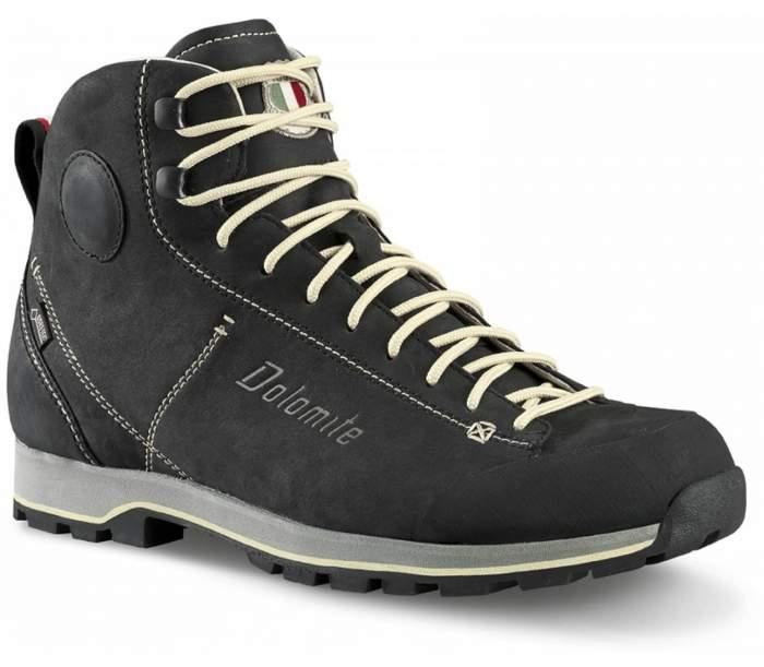 Ботинки Dolomite Cinquantaquattro High FG GTX, black, 8.5 UK
