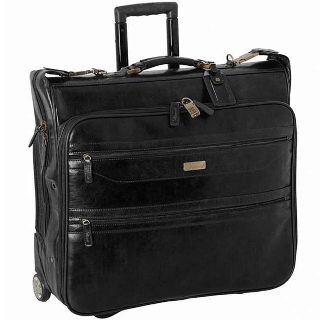 Портплед Ashwood Leather AL63421101, черный