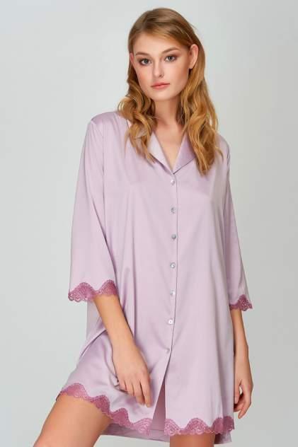 Домашнее платье женское Laete 60403-2 розовое 2XL