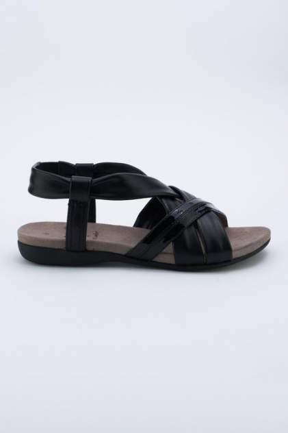 Сандалии женские Jana 8-8-28103-20 черные 37 RU