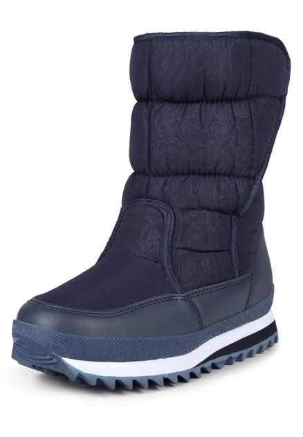 Угги женские T.Taccardi 01607250 синие 39 RU