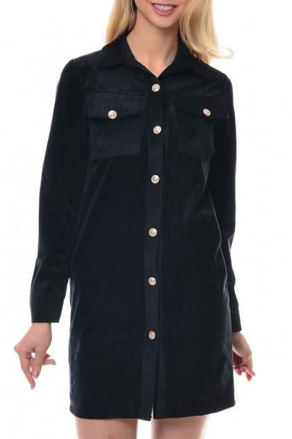 Платье женское MODALETO 21747 черное 40 RU