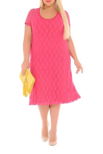 Платье женское SVESTA R433-16FRA розовое 50 RU