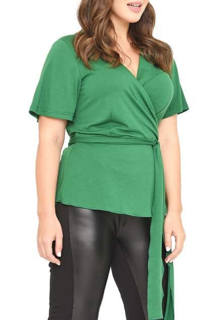 Женская блуза SVESTA C2219VER, зеленый