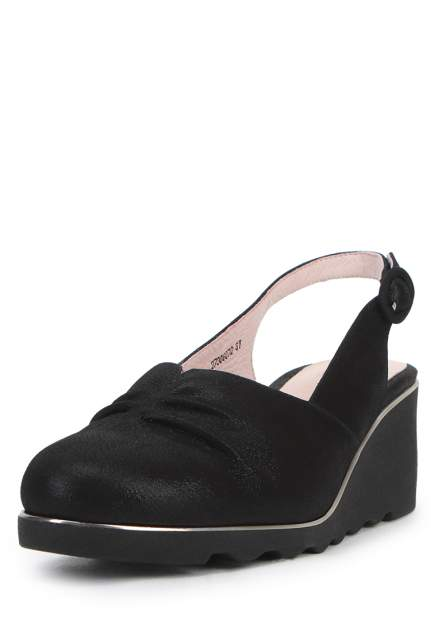 Туфли женские Pierre Cardin 710017675, черный