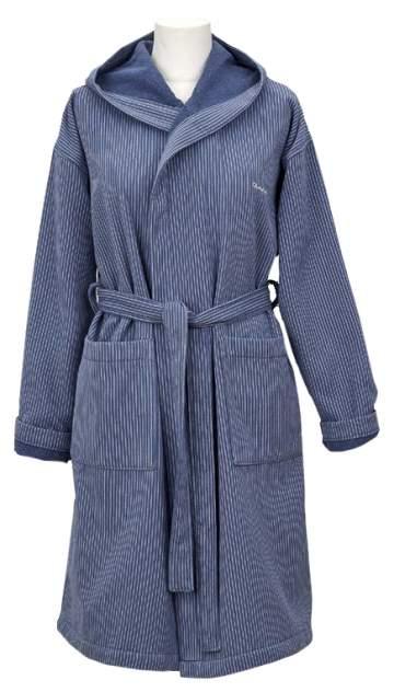 Халат Gant Home Flat Stripe 856003703 синий XL