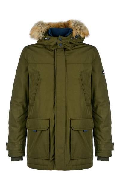 Парка мужская Tommy Jeans DM0DM05016 397, зеленый