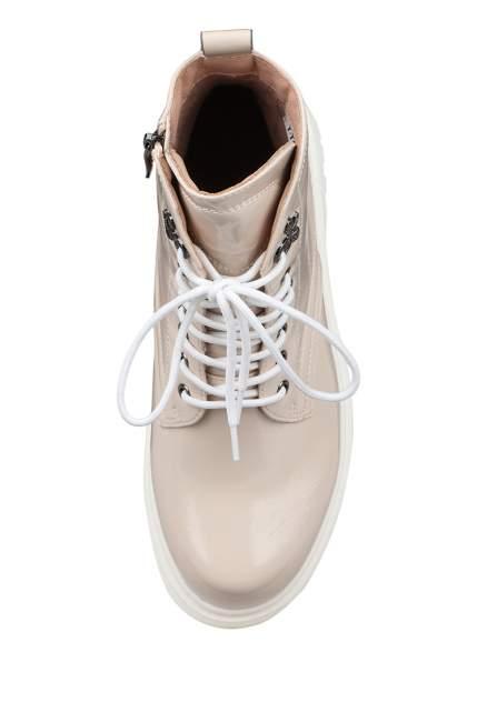 Ботинки женские T.Taccardi 710018927 бежевые 36 RU