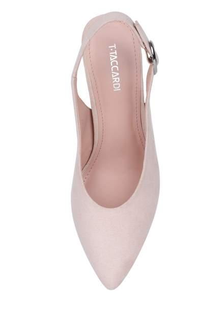 Туфли женские T.Taccardi 710017728 бежевые 37 RU