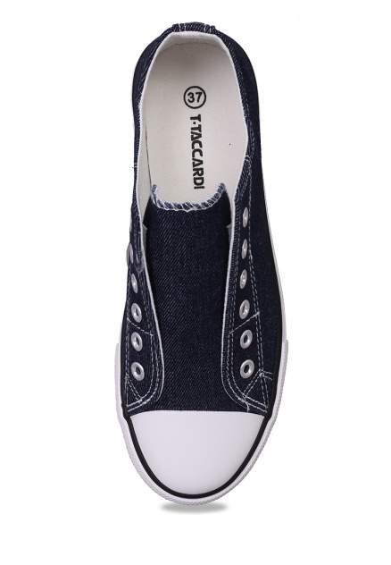 Кеды женские T.Taccardi 00206180 синие 36 RU