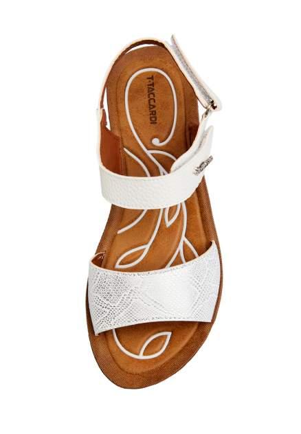 Босоножки женские T.Taccardi 01906090 белые 37 RU