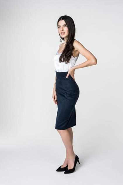 Юбка женская AScool SK3001 синяя 44 RU