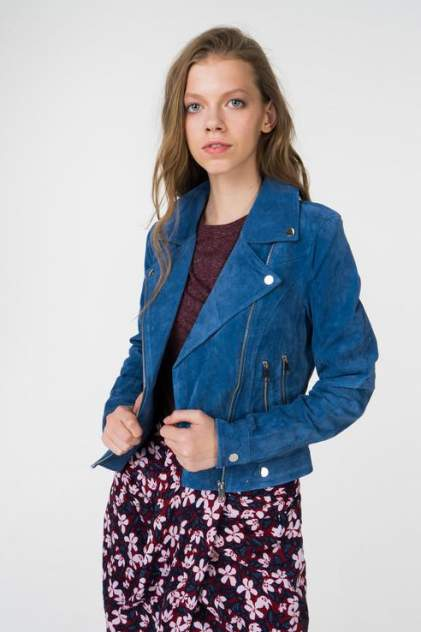 Куртка женская Vero Moda 10202251 голубая M
