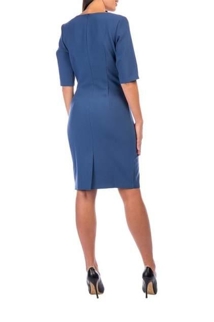 Платье женское Mankato М-863(03) голубое 50 RU