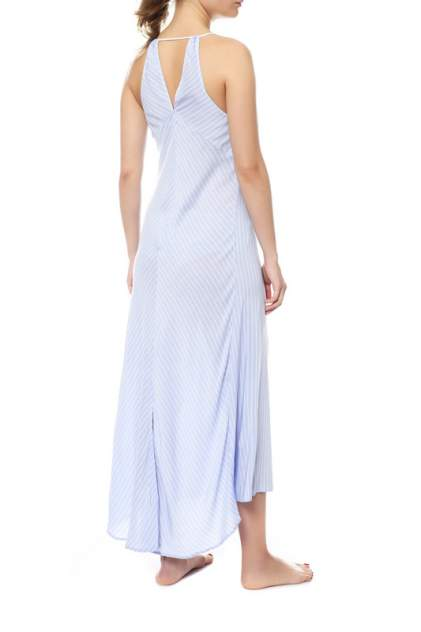 Платье женское DKNY голубое S