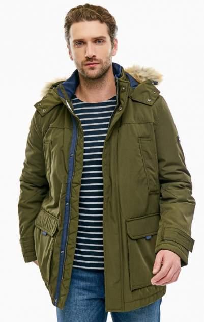 Куртка мужская Tommy Jeans зеленая 54