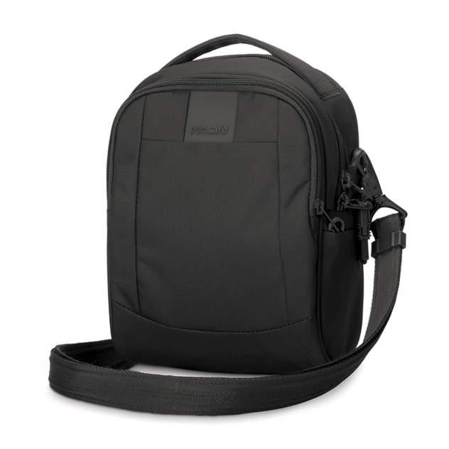 Сумка мужская Pacsafe Metrosafe LS100 черная