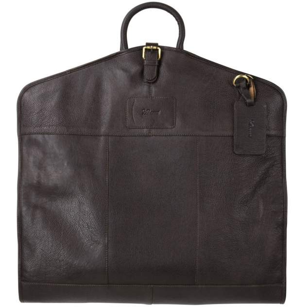 Портплед Ashwood Leather Harper Dark Brown